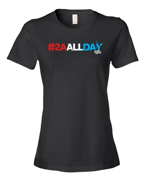 2nd Amendment All Day - Women's