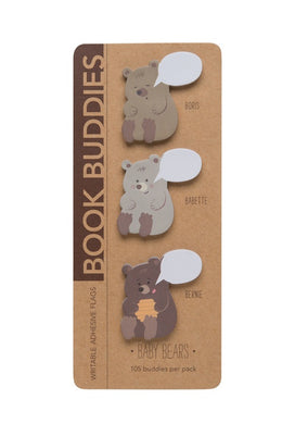 Baby Bears Book Buddies