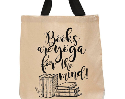 TOTE Books Yoga for Mind
