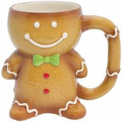 Gingerbread Man Mug