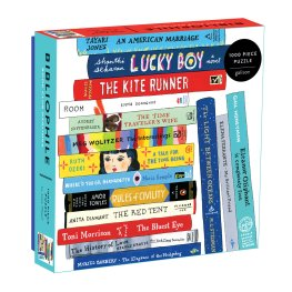 Biblio Book Club Puzzle