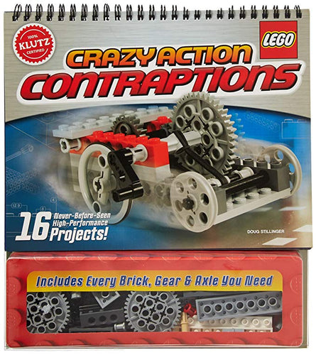 Lego Contraptions