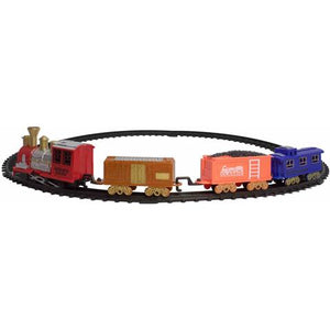 Classic Toy Train Set
