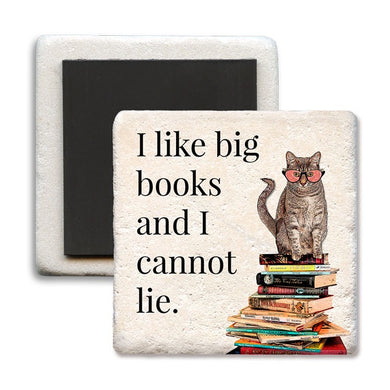 I like big books M