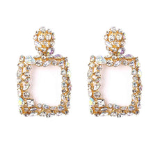 "Load image into Gallery viewer, ""Crystal"" Earrings"