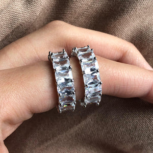 SASS Silver Band Ring