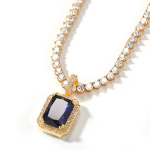 GEM Necklace |Deep Blue (PRE-ORDER)