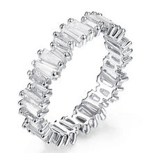 Load image into Gallery viewer, EDGY Silver Band Ring