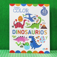 SÚPER COLOR DINOSAURIOS