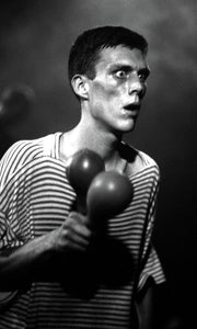 Bez - The Happy Mondays - live at the Free Trade Hall Manchester