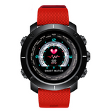 Men's digital watches made from stainless steel and waterproof sports style - corkiwatch