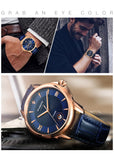 Men's Mechanical Watches Style Luxury Watches Model AM0196 - corkiwatch