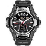 Men's Sports Watches  Style Digital Fashion Sports Model Number SL-1805 - corkiwatch