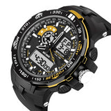 Men's Sport Watches Style Digital Waterproof Model 737 - corkiwatch