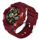 Men's Sport Watches Style Sport Waterproof Made from Rexin Model 757 - corkiwatch