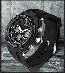 Men's Sport Watches Style Luxury and Digital made Quartz Waterproof - corkiwatch