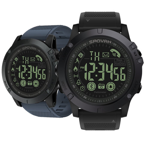 Men's digital watches made from acrylic style Digital Watches - corkiwatch