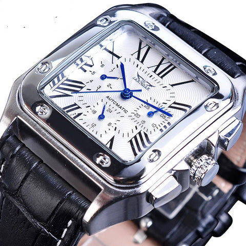 Men's Mechanical Watches Style  Luxury And  Classic Model Number GMT861-2 - corkiwatch
