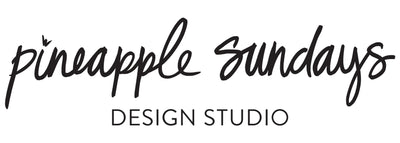 Pineapple Sundays Design Studio