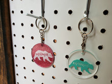 Load image into Gallery viewer, Mama Bear Keychain