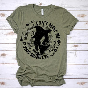 Flying Monkeys Tee