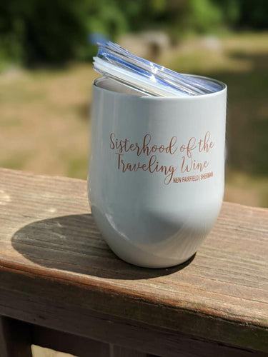 Sisterhood of the Traveling Wine NF|Sherman Wine Tumbler