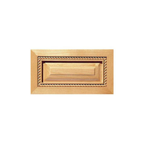 Pinnacle 5-pc Unfinished Drawer Front