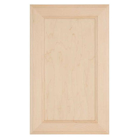 Adobe Mitered Unfinished Wood Cabinet Door
