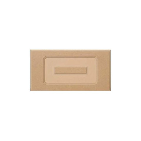 CC600 MDF Drawer Front