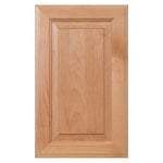 Revere Mitered Unfinished Wood Cabinet Door