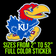 University of Kansas Jayhawks Full Color Vinyl Decal