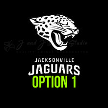 Load image into Gallery viewer, Jacksonville Jaguars Vinyl Decal