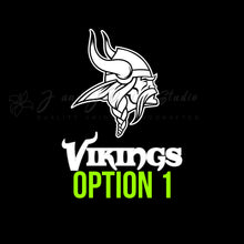 Load image into Gallery viewer, Minnesota Vikings Vinyl Decal