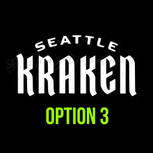 Load image into Gallery viewer, Seattle Kraken