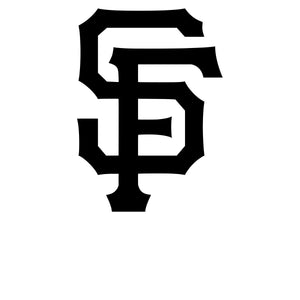 San Francisco Giants Vinyl Logo
