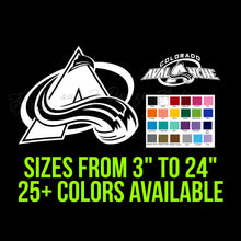 Load image into Gallery viewer, Colorado Avalanche