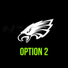 Load image into Gallery viewer, Philadelphia Eagles Vinyl Decal