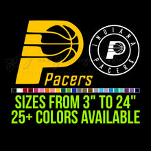 Load image into Gallery viewer, Indiana Pacers