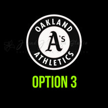Load image into Gallery viewer, Oakland Athletics Vinyl Decal