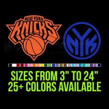 Load image into Gallery viewer, New York Knicks