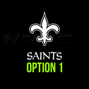 New Orleans Saints Vinyl Decal