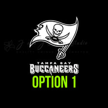 Load image into Gallery viewer, Tampa Bay Buccaneers Vinyl Decal Vinyl Decal