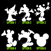 Load image into Gallery viewer, Mickey Mouse Vinyl Decal