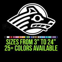 Load image into Gallery viewer, Anchorage Seawolves Vinyl Decal