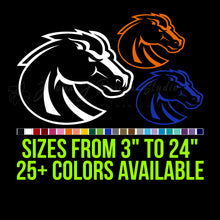 Load image into Gallery viewer, Boise State Broncos Vinyl Decal