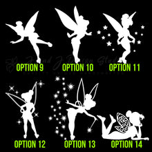 Load image into Gallery viewer, Tinkerbell Vinyl Decal