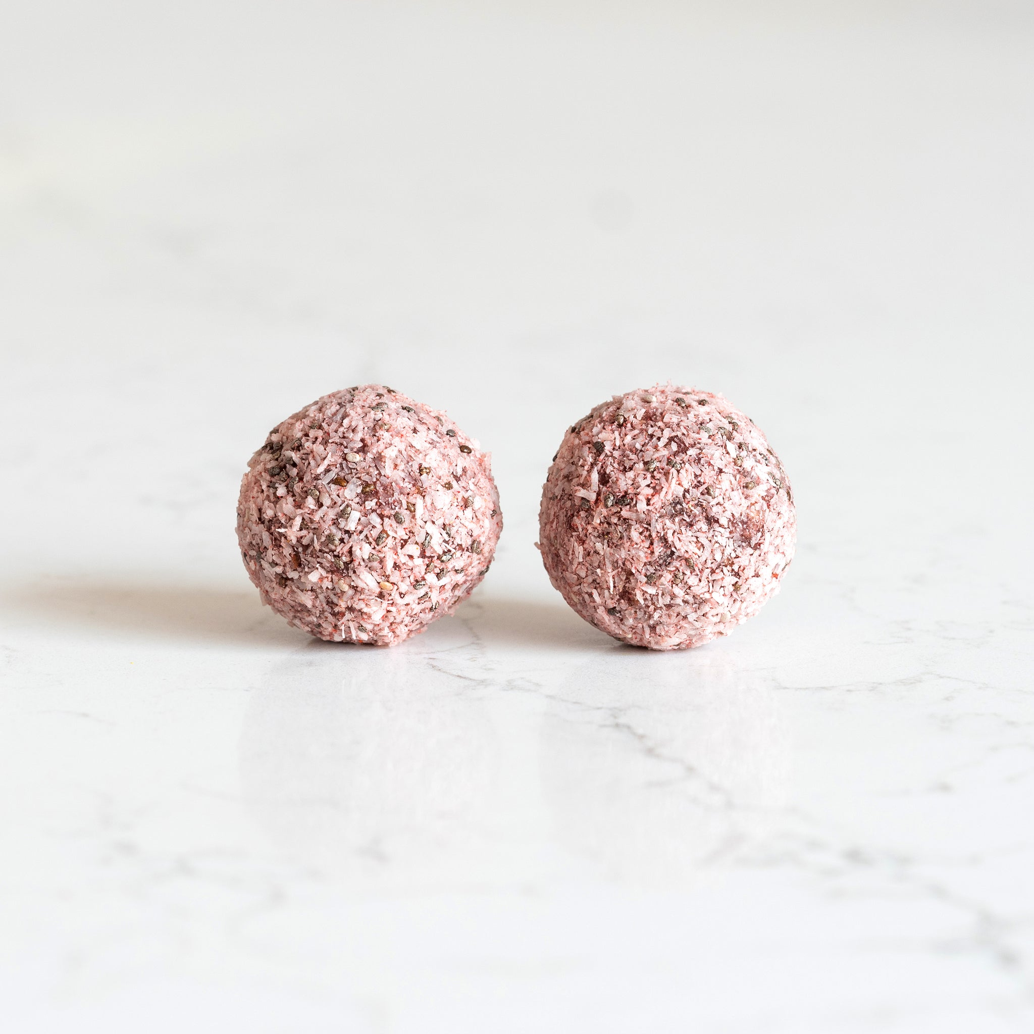Strawberry Vegan Protein Ball 3 Pack