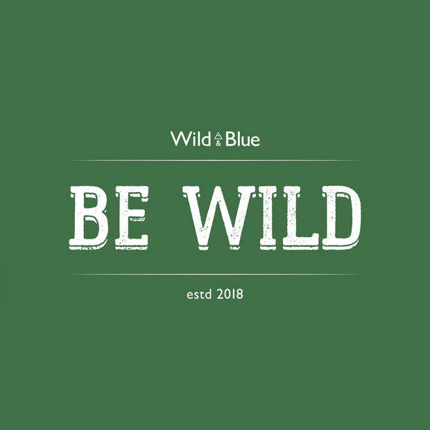 Be Wild Kelly Green