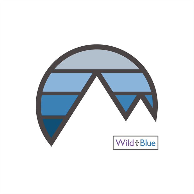 Mountain Sky – Blue Bird