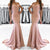 New Mermaid Off Shoulder Evening Dresses Sweetheart prom Dresses